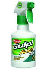Berkley BERKLEY GULP ATTRACTANT  8 OZ. BOTTLE GSP8-GRLC GARLIC