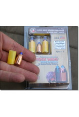 Thompson Center Thompson Center 50 cal Shockwave Bonded Core Bullets 250gr Spire Point in Super Glide Sabots 15ct
