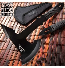 United Cutlery Black Ronin Large Tactical Throwing Axe