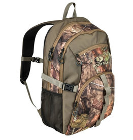 hq outfitters hqdp02 daypack mossy oak 23 liters