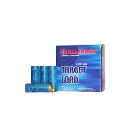 """Challenger Challenger 12GA 2.75"""" #8  Light Target Load 1oz - 25ct"""