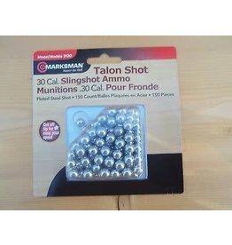 Marksman Marksman 3130 .30Cal Steel Shot 150ct Blister Card
