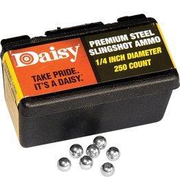 Daisy DAISY - SLINGSHOT AMMO 1/4 250