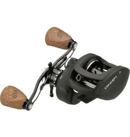13 Fishing 13 Fishing - Concept A3 Baitcast Reel - 6.3:1 Gear Ratio - Right Handed (300 size)