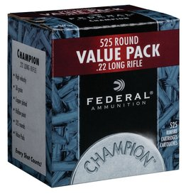 Federal Federal 22LR Value Pack - 525 Rounds