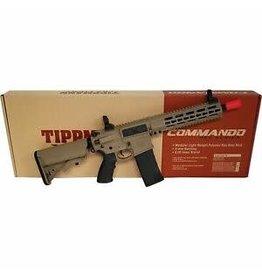 Tippmann Tippmann Commando AEG CQB 10.5In. Barrel (tan)