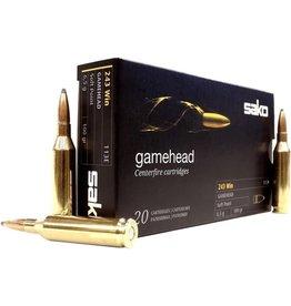 Sako Sako Gamehead 243 WIN 100gr Soft Point