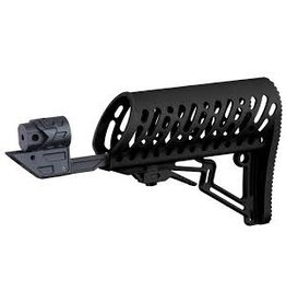 Tippmann Tippman TMC Air-Thru Adjustable Stock - Black