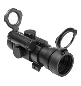 NcSTAR NcStar 1X30  RED DOT SIGHT / WEAVER RING / POP LENS CAP