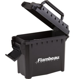 Flambeau Flambeau 5415MC Mini Tactical Ammo Can, Fits 4 Standard 50 Round Boxes of .45ACP or 5 Boxes of 9mm