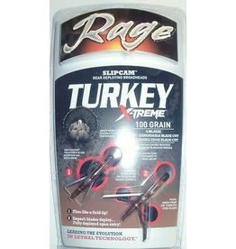 "Rage Rage xtreme turkey 100gr 21/8""cut 2pk"