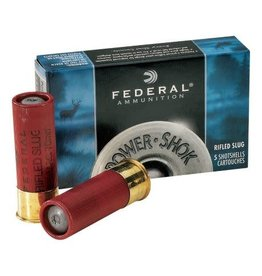 "Federal Federal Power Shok 410GA Maximum Rifled Slug HP 2.5"" 1/4oz"