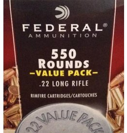 Federal Federal 22LR 36gr HP - 525 Rounds