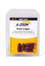 A-ZOOM A-Zoom 9mm Luger Snap Caps 5-pack