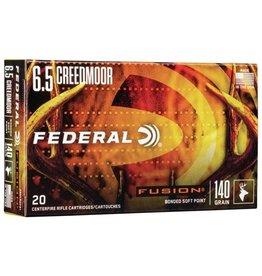 Federal FEDERAL FUSION 6.5 CREEDMOOR 140GR