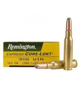 Remington Remington Core-Lokt 308 WIN 180gr SP