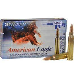 American Eagle Federal American Eagle 5.56x45MM 55gr FMJ