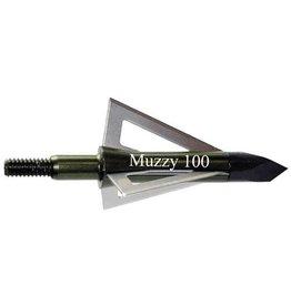 Muzzy Muzzy Trocar 100 gr 3 blade 3 pk