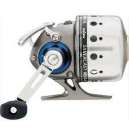 Daiwa Daiwa SC100A Silvercast-A Spincast Reel, RH, 3 BB, 4.3:1 Ratio, Mono