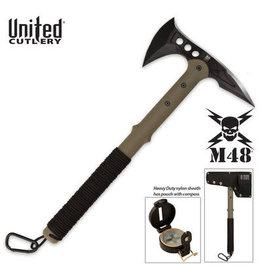 United Cutlery M48 Ranger Hawk Axe With Compass