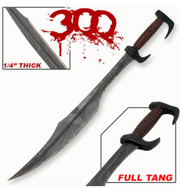 Master Cutlery The Forged Warrior Sword