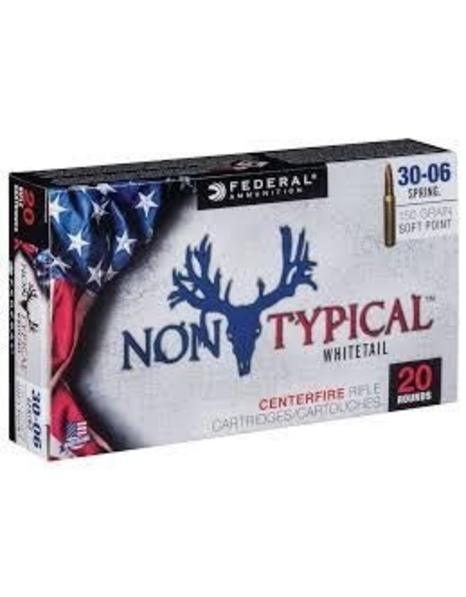 Federal Federal Non-Typical 30-06 150gr SP