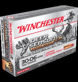 Winchester Winchester Deer Season Copper Impact 30-06 150gr