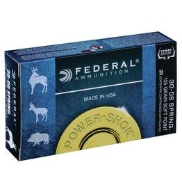 Federal Federal Power Shok 30-06 125Gr SP