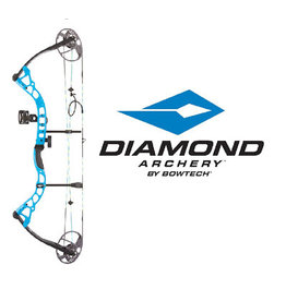 Diamond Diamond Archery - Prism RH 5-55# Electric Blue