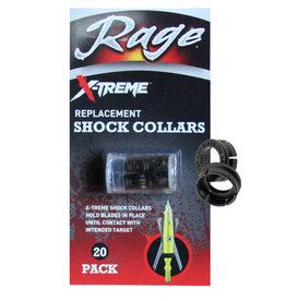 Rage Rage X-Treme Replacement Shock Collars - 20 pack