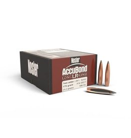"NOSLER BULLETS Nosler Accubond Long Range 7mm caliber .284"" Spitzer 175gr Bullets 100ct"