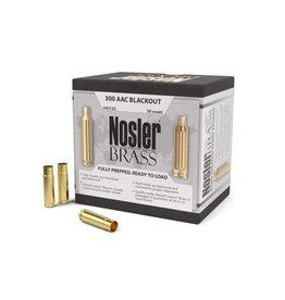 Nosler Nosler 300 AAC Blackout Brass 50ct