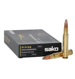 Sako Sako 30-06 180gr Super Hammerhead 236A 20ct