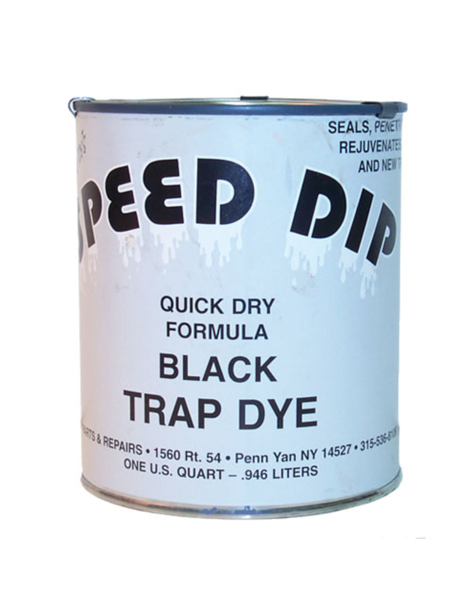 Andy Stoe's Andy Stoe's Speed dip Quick Dry Black Trap Dye