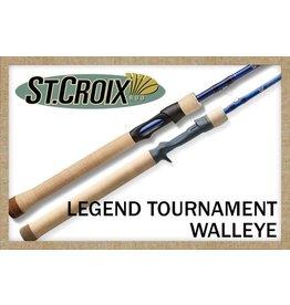St.Croix Legend Tournament Walleye 7'0 MHM