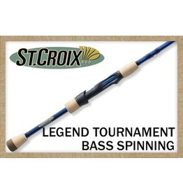 St. Croix St. Croix Legend Tournament Bass 7'1 MF