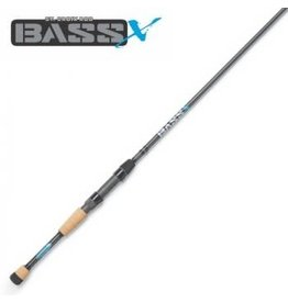 St. Croix Bass X Spinning 7'1 MHF