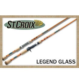 St. Croix Legend Glass Spinning 7'2 MM