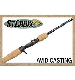 St. Croix Avid Casting Rod 9'0 HM 2pc