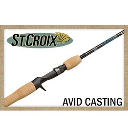 St. Croix Avid Casting 7'4 MHF