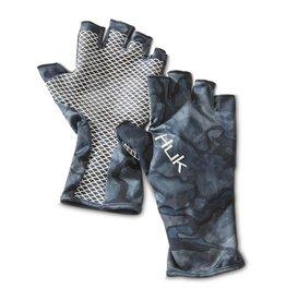 Huk Huk Current Camo Sun Glove - Pei