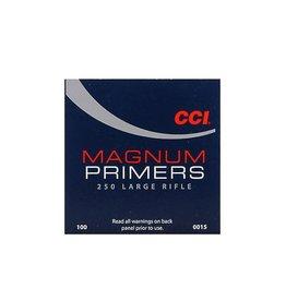CCI CCI #250 LARGE RIFLE MAGNUM PRIMERS (PER/100)
