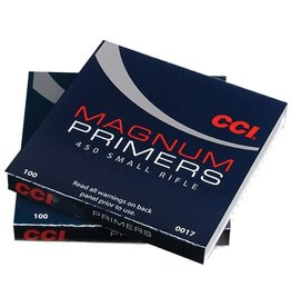 CCI CCI #450 SMALL RIFLE MAGNUM PRIMERS (PER/1000)