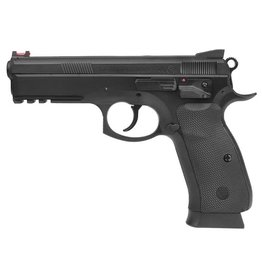 ASG Airguns CZ SP-01 Shadow BB Pistol 380 fps WITH barrel extension