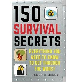 Book - 150 Survival Secrets