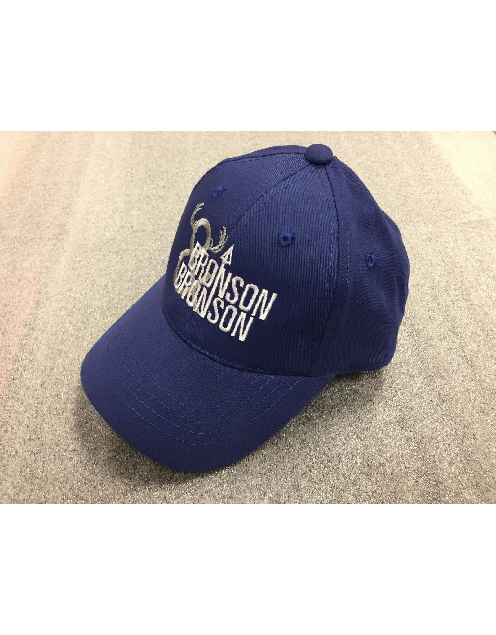 AJM International Youth B&B Hat O/S - Blue