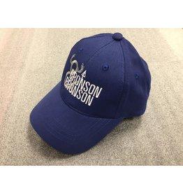 AJM International Youth B&B Hat O/S - Blue