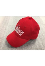 AJM International Youth B&B Hat O/S - Red