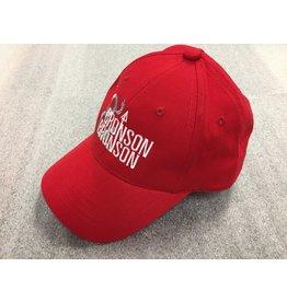 AJM International Youth B&B Hat O/S - Red