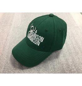 AJM International Youth B&B Hat O/S - Green
